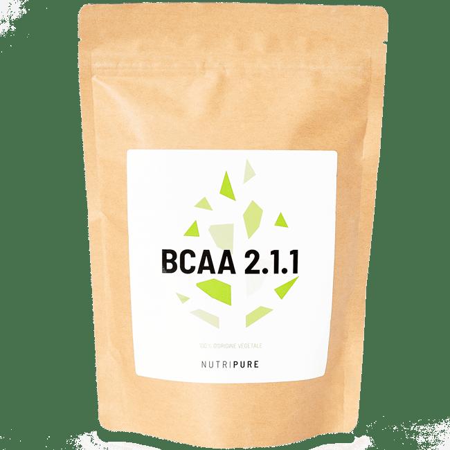 BCAA 2.1.1 Vegan