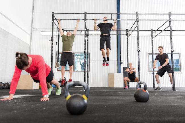 sport pour prise de muscles