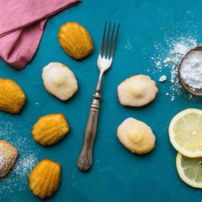 recette madeleines protéinées