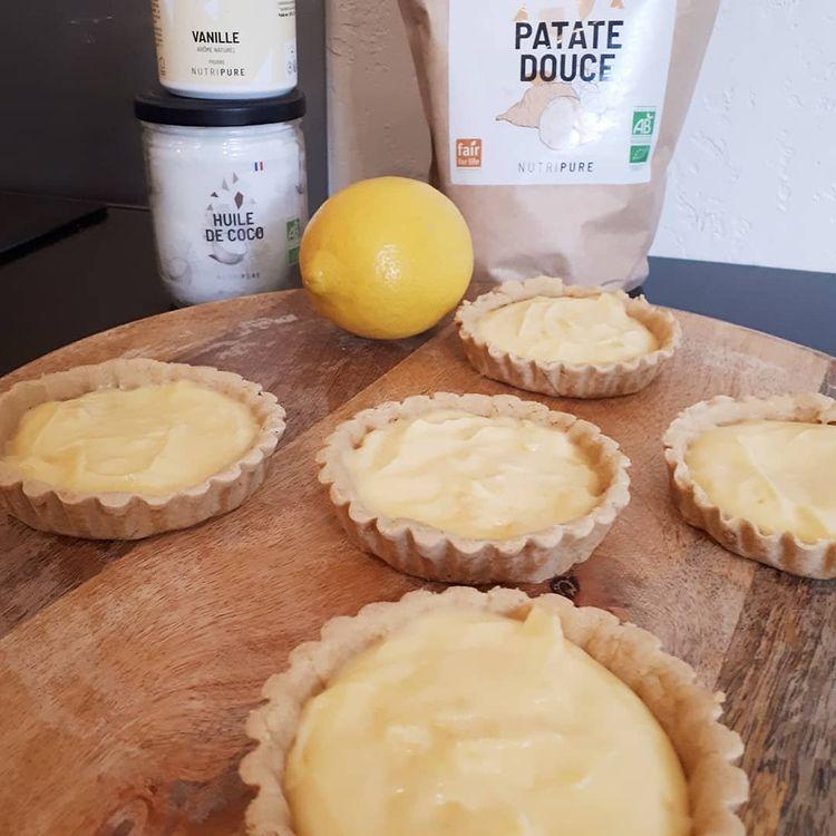 Recette de Tartelettes aux citrons