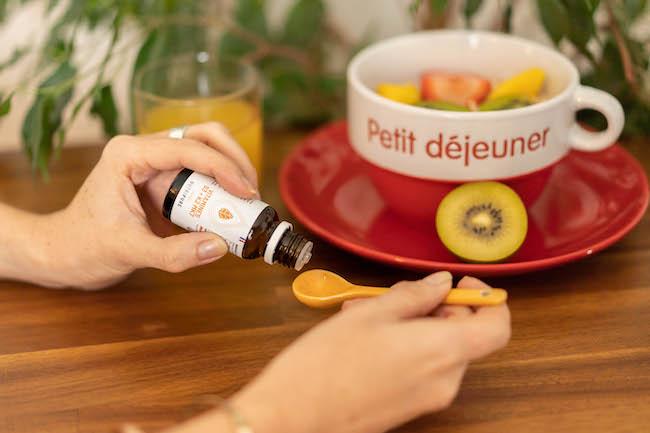 vitamine d3 k2 pure prise à la cuillère