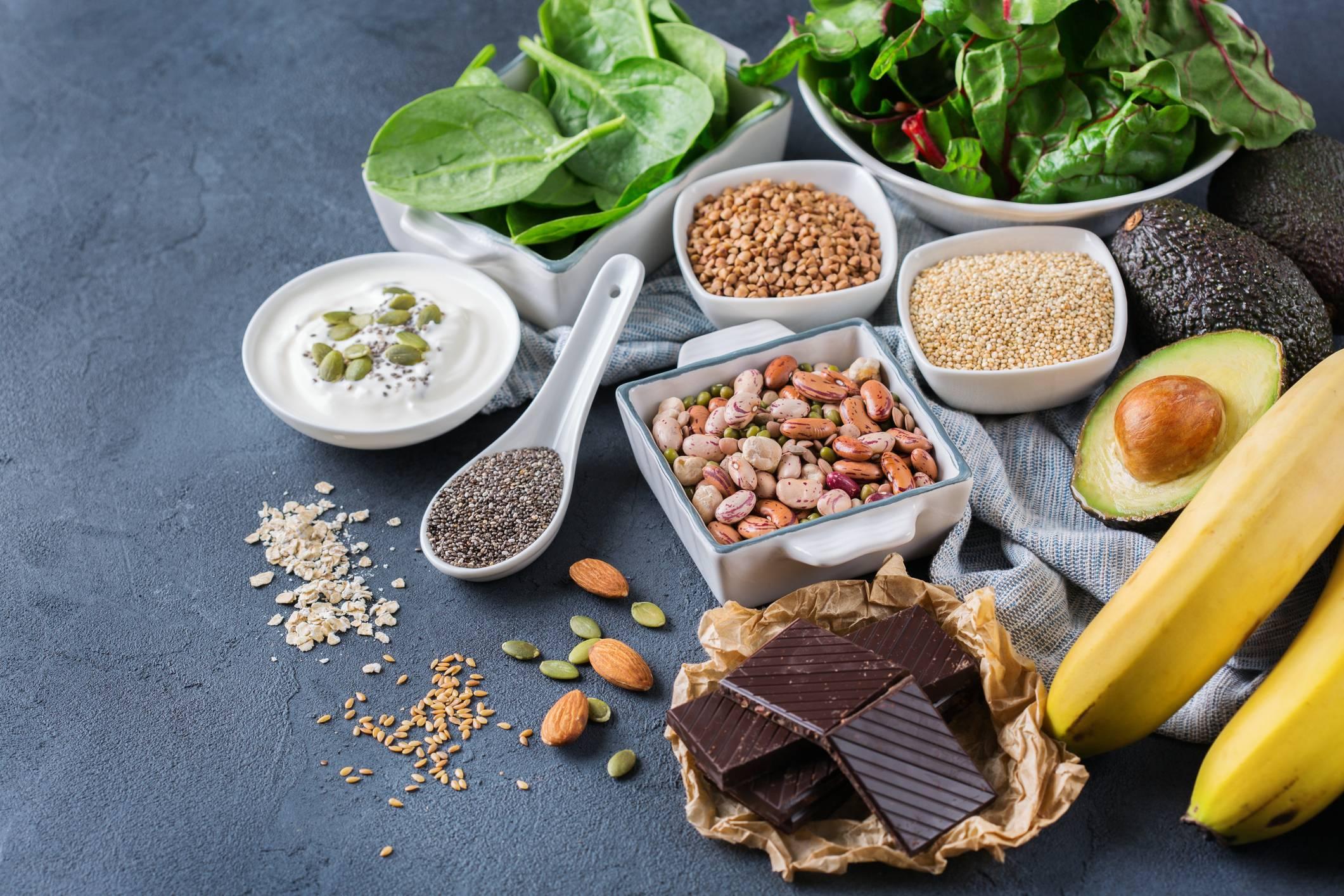 aliments magnésium