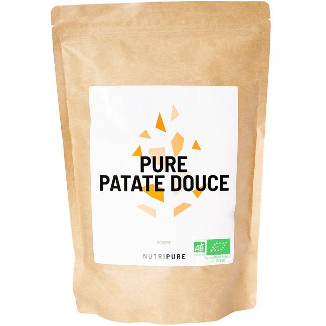 Farine de patate douce Bio Nutripure