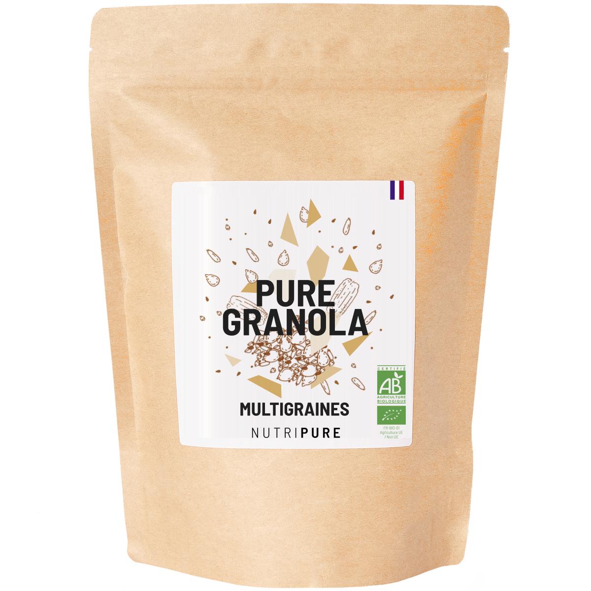 Pure Granola protéiné