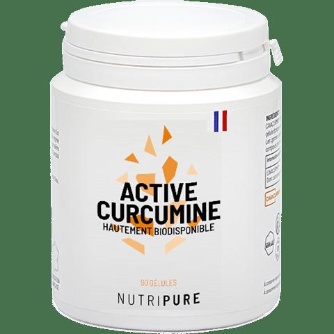 Curcumine naturelle hautement biodisponible