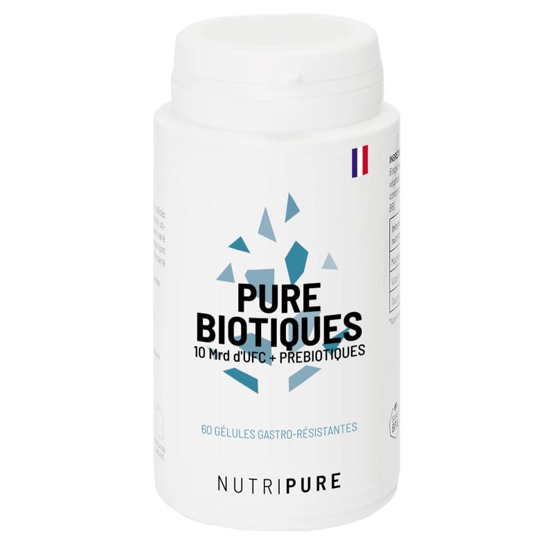 probiotiques prébiotiques nutripure