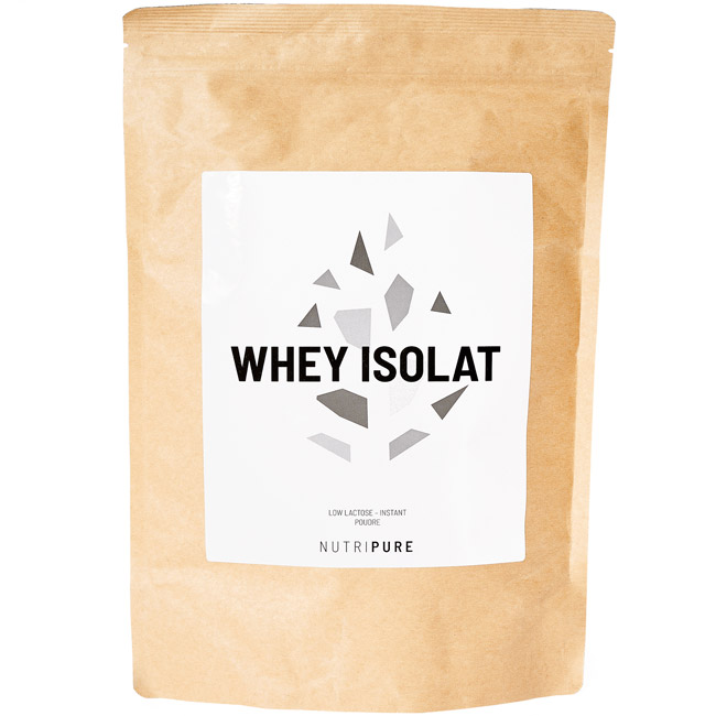 Whey Isolat native française