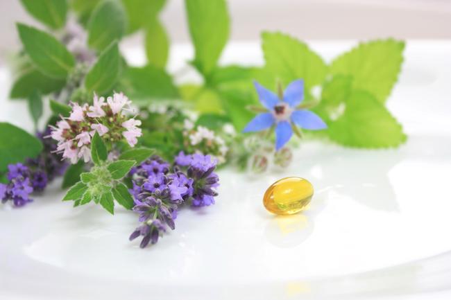 gélule huile bourrache fleur