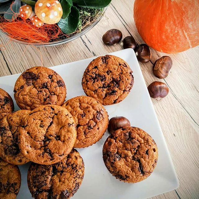 Recette de minis cakes moelleux butternut et chocolat
