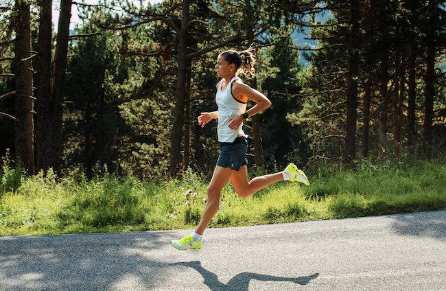 Sophie Duarte running citrulline